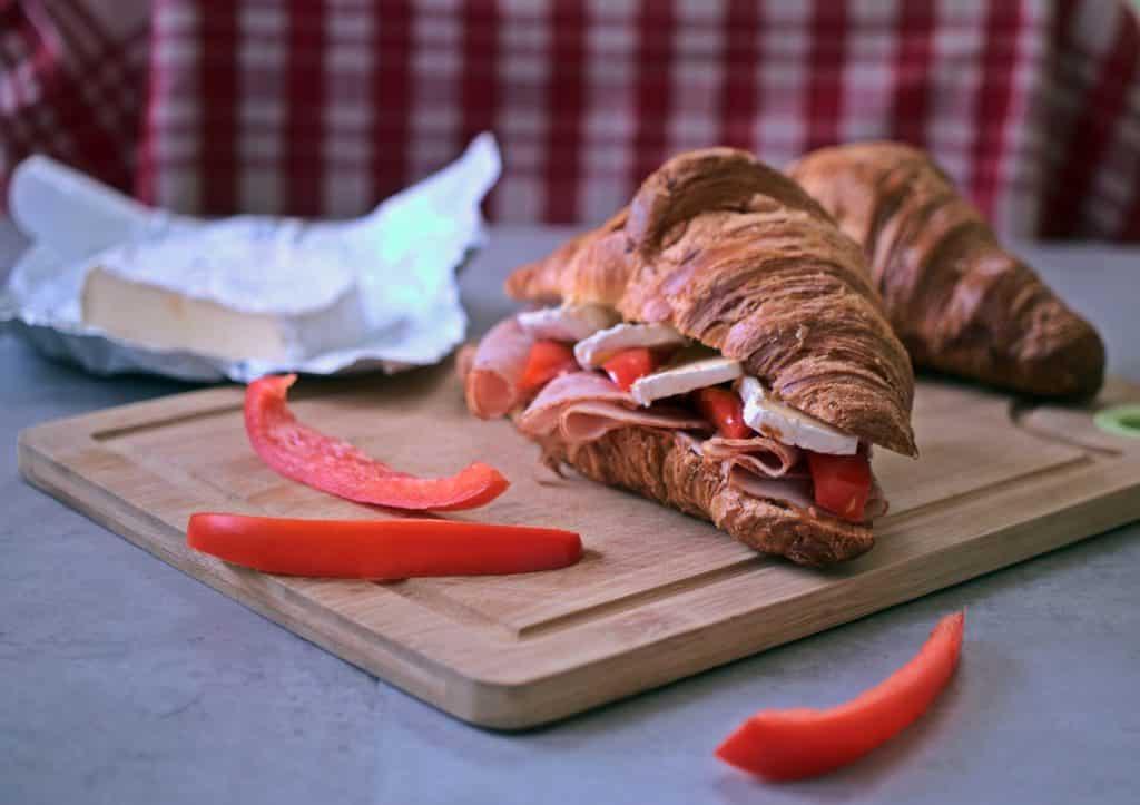 croissant szendvics